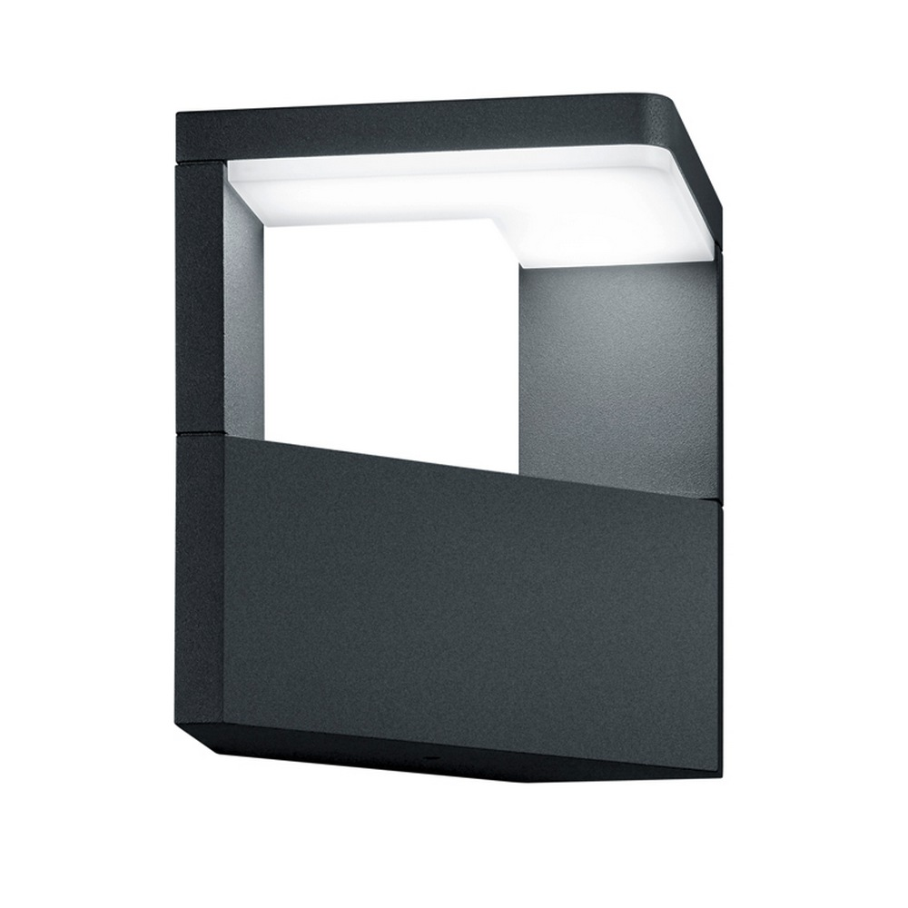 Ganges applique led exterieur anthracite 9w for Mon exterieur design
