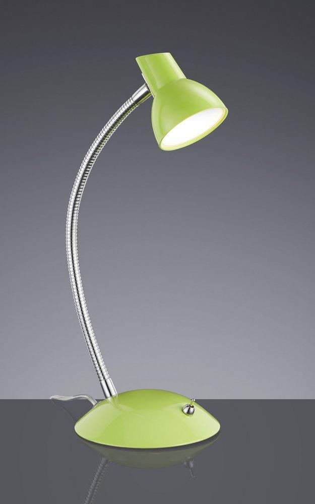 kolibri lampe de bureau flexible led verte. Black Bedroom Furniture Sets. Home Design Ideas