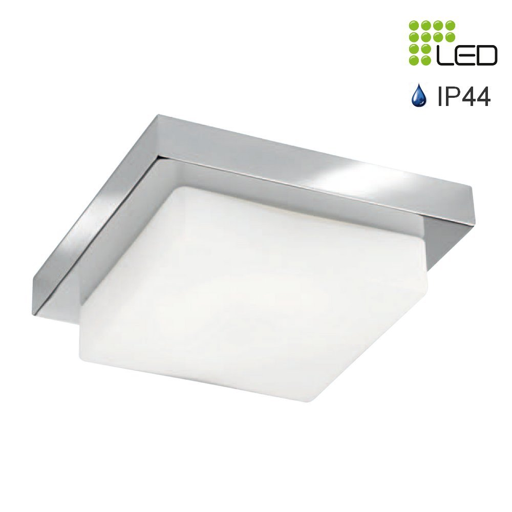 Plafonnier salle de bain led for Eclairage sdb led