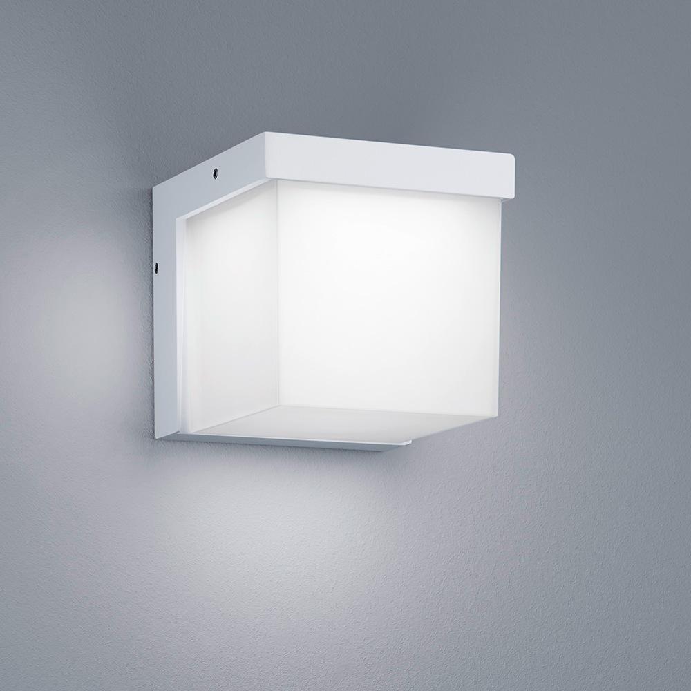 Yangtze applique led exterieur blanche 3 5w - Applique exterieur blanche ...