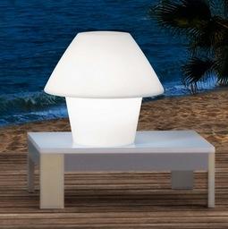 Eclairage du jardin for Objet lumineux exterieur