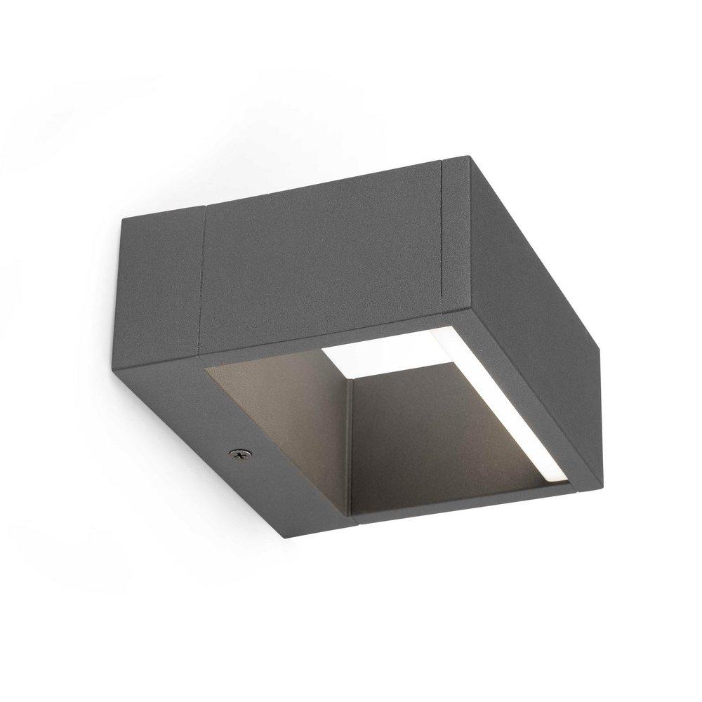 alp applique lumineuse led pour l 39 clairage ext rieur. Black Bedroom Furniture Sets. Home Design Ideas