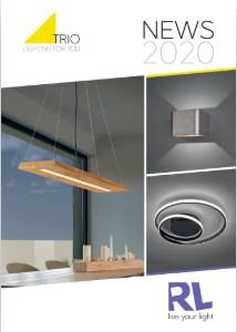 Trio lighting nouveauté 2020