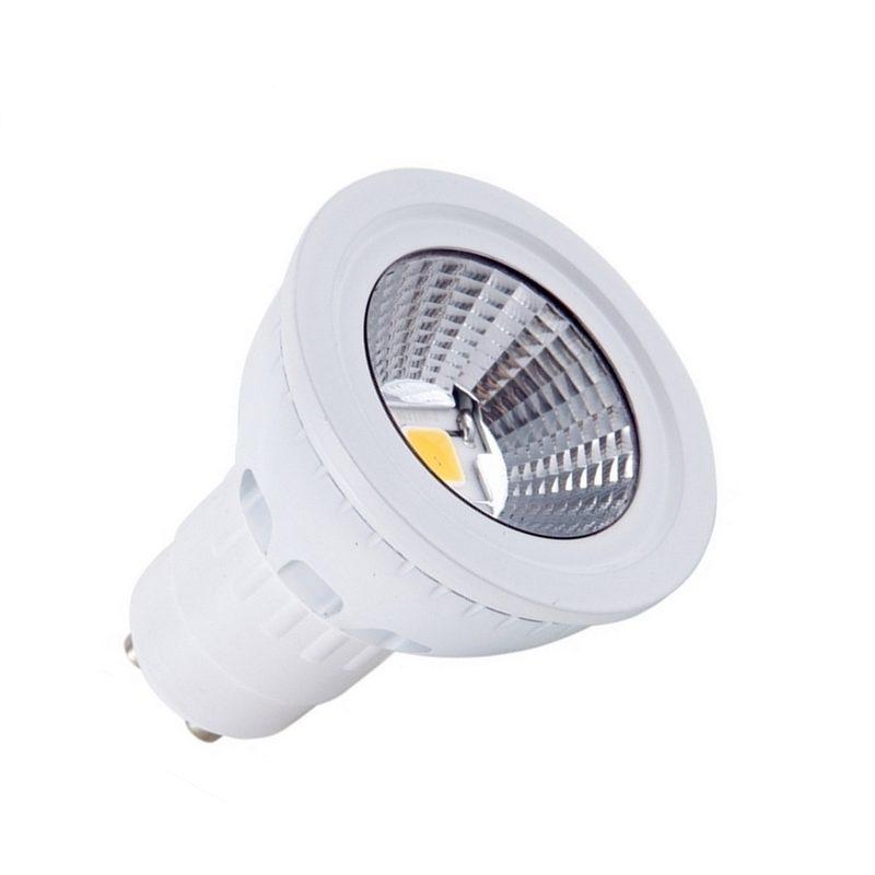 Ampoule LED GU10 module LED COB 5W 3000°K